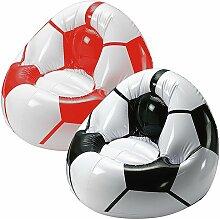 elasto form Aufblasbarer Sessel Fußball Coach mit
