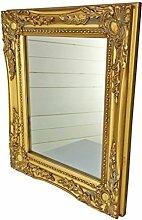 elbmöbel 32x27x3cm rechteckiger Wand-Spiegel,