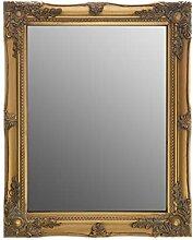 elbmöbel 37x47x3,5cm rechteckiger Wand-Spiegel,
