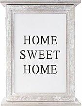 elbmöbel Schlüsselbox Home Sweet Home