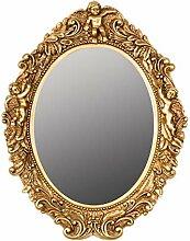 elbmöbel Spiegel 50 x 43cm groß barock