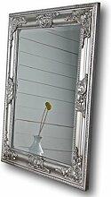 elbmöbel Spiegel 62 x 52cm Wandspiegel in silber