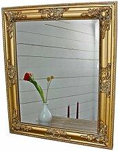elbmöbel Spiegel Wandspiegel 62x52cm in der Farbe