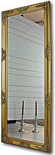 elbmöbel Wandspiegel Gold Antik Leichter Patina