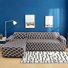 ele ELEOPTION L-Form Sofa Überwürfe Strech