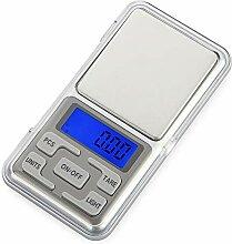 elecfan Digital Taschenwaage 200g/0,01g,