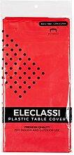 Eleclassi Einweg-Tischdecke, Kunststoff,