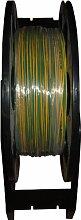 Electraline 20102031C Kabel grün/gelb 150Meter