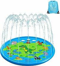 ELECTRAPICK Sprinkler Matte Kinder Wasserspielzeug