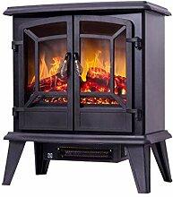 Electric Fireplace Suite Freistehende Holzöfen
