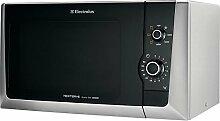 Electrolux emm21150s Comptoir du Mikrowelle Grill 18.5l 800W silber Mikrowelle–Mikrowelle (Comptoir du, Mikrowelle Grill, 18,5l, 800W, drehbar, silber)
