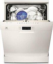 Electrolux esf5513low Semi integrierter 13places A + Spülmaschine–Geschirrspülmaschinen (Semi Integriert, weiß, Full Size (60cm), weiß, Berühren, LED)