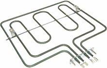 Electrolux King Moffat TRICITY BENDIX ZANUSSI Herd Grill/Backofen Heizelement–Echter Teilenummer 3570355010