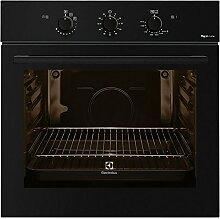 Electrolux Rex f13gn–Ofen (Medium, Eingebaut, Erdgas, A +, Schwarz, Rotation)
