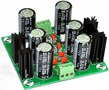 Electronics-Salon Low Noise +/-12 V Regulator Module, für Audio-Vorverstärker.