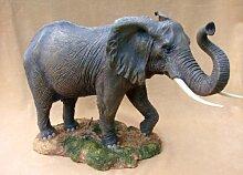 Elefant Afrika Figur Skulptur Sammelfigur Tierfigur