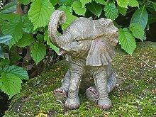 Elefanten Deko Figur Elefant Afrika Dekoration