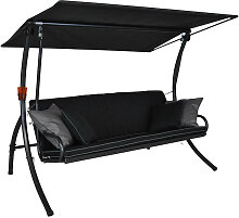 Elegance Style Hollywoodschaukel (3-Sitzer) Design