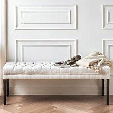 Elegant und stilvoll - Bettbank vielseitig