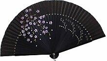 Elegante Hand-Ventilator-bewegliche faltende Ventilator-geschnitzte Handfächer-chinesische Ventilatoren #20