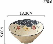 Elegante Schüssel Schalen im japanischen Stil,