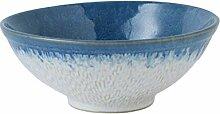 Elegante Schüssel Vintage Geschirr Keramikschale
