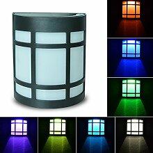 Elegante, Wasserdichte LED-Solar-Lampe für den