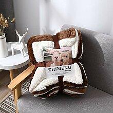 elegantstunning Decke Verdicken Reversible Warm