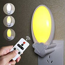 elegantstunning LED Nachtlicht Einstellbare