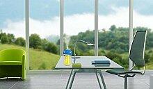 elegantstunning Luftbefeuchter Lampe Mini USB Pilz