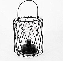 elegantstunning Nachttischlampe im Retro-Stil,