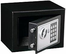 elektr. Metall Safe Tresor Möbeltresor Dokumententresor Geldschrank Wandtresor