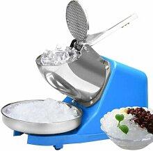 Elektrisch Eis-Crusher Eiszerkleinerer Maschine
