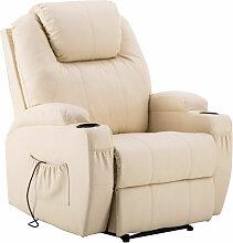 Elektrisch Relaxsessel Massagesessel Fernsehsessel