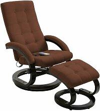 Elektrisch verstellbarer Relaxsessel Alez mit