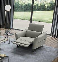 Elektrisch verstellbarer Relaxsessel Allye aus