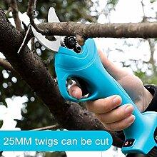 Elektrische Astschere Baumscheren Gartenschere mit
