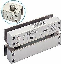 Elektrische Bolt Home Tür-Zusatzschloss Autolock Time Delay NC Fail Safe für Glas Tür Access Control
