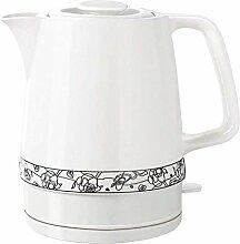 Elektrische Keramik Cordless White Kettle