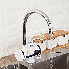 Elektrische Küche Warmwasserbereiter Wasserhahn