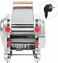 Elektrische Pastamaschine, Nudelmaschine aus