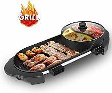 Elektrische Tischgrills Barbecue,Tischgrill Grill
