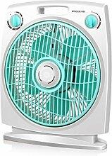 Elektrische Ventilatoren drehen Lüfter mute Ventilator Haushalt Fan Power Kupfer Motor