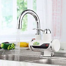Elektrische Warmwasserbereiter Wasserhahn,