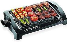 Elektrischer BBQ Grill Elektrogrill 2000W Barbecue