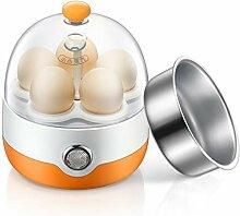 Elektrischer Eierkocher Kapazität von 5 Eiern