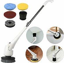Elektrischer Fußbodenwäscher, kabellose