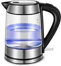 Elektrischer Glaskessel - 1,7 Liter blau