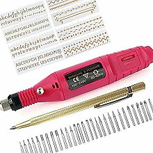 Elektrischer Gravierstift Mini DIY Ätzer