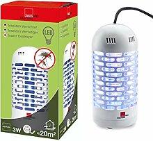 Elektrischer Insektenvernichter LED 3 Watt: